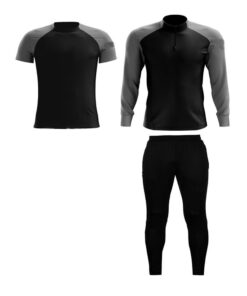 Gray and Black Training Pack AFYM-8008
