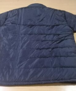Black Winter Bubble Jacket-1