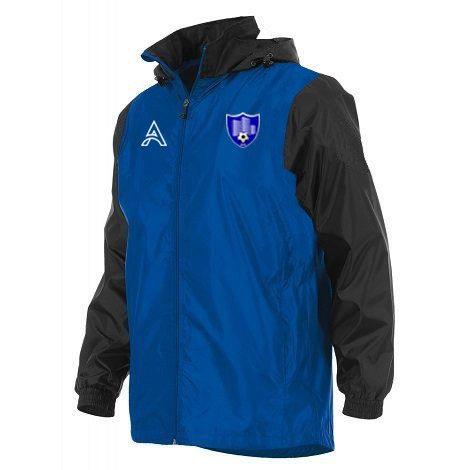 Centroo Blue Rain Jacket with Black Arms AFYM-6007