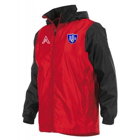 Centroo Red Rain Jacket with Black Arms AFYM-6008