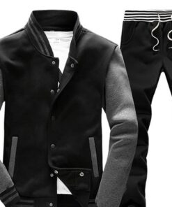Custom Men Athletic And Sports Wear Track Suit AFYM:1007