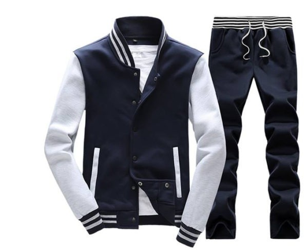 Customize Men Gym And Sports Wear Track Suit AFYM:1008