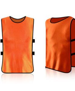 Orange Soccer Bib AFYM-10000