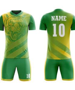 Tiger Sublimation Soccer Kits AFYM:2006
