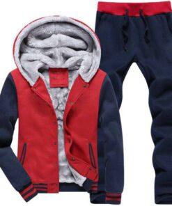 Men Sportswear Hooded Track Suit AFYM:1002