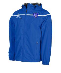 Varssity Blue Rain Jacket with Center Lining AFYM-6011