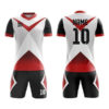 Sublimation Soccer Kits with Front Paneling AFYM:2026