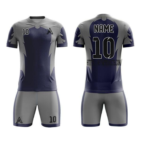 Custom Club Sublimation Soccer Kits AFYM:2038