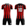 Custom Sublimation Soccer Kits with Front Hoops AFYM:2033