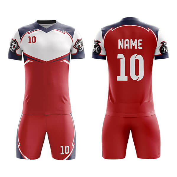 Customize Sublimation Soccer Kits For Tournament AFYM:2046
