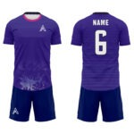 Unique Designs of Sublimation Soccer Kits AFYM-2064