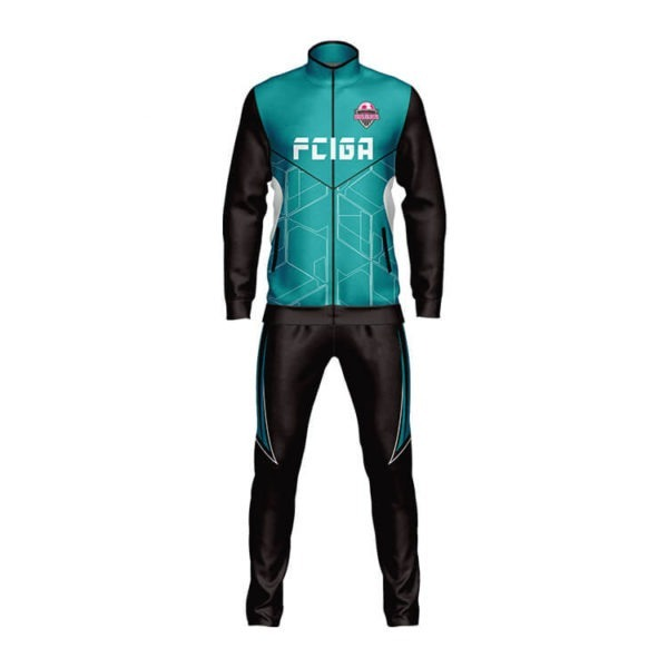 Club New Style Sublimation Tracksuits AFYM:1019