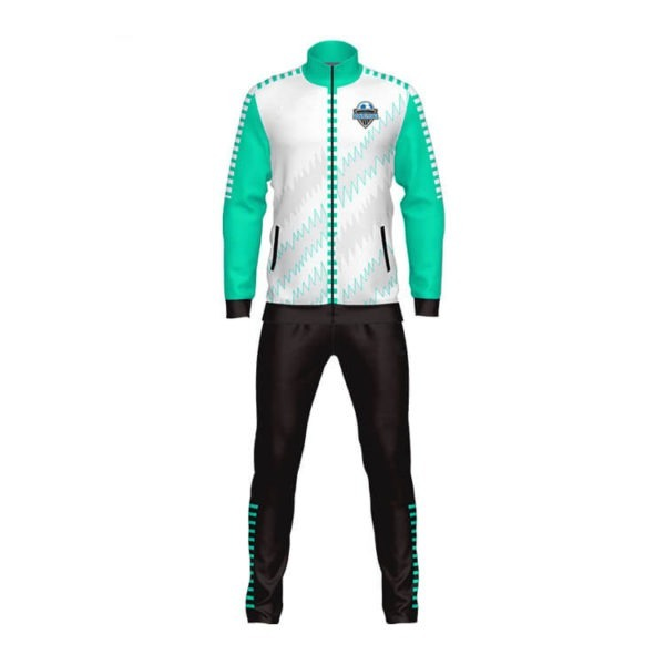 Club Sublimation Tracksuits on Front Jacket Shaded AFYM:1016