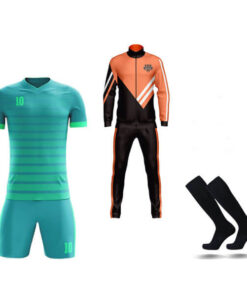 Custom Sublimation Soccer Package with 2 Items AFYM-9013