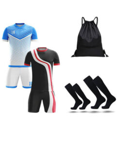 Custom Sublimation Soccer Set with Bag AFYM-9014