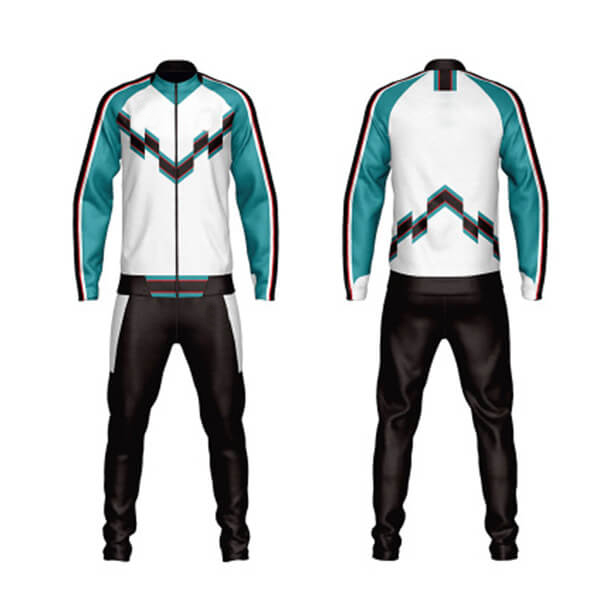 Custom Sublimation Tracksuits For Club Tournaments AFYM:1032