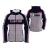 Customize Sublimation Hoodie For League AFYM-5017