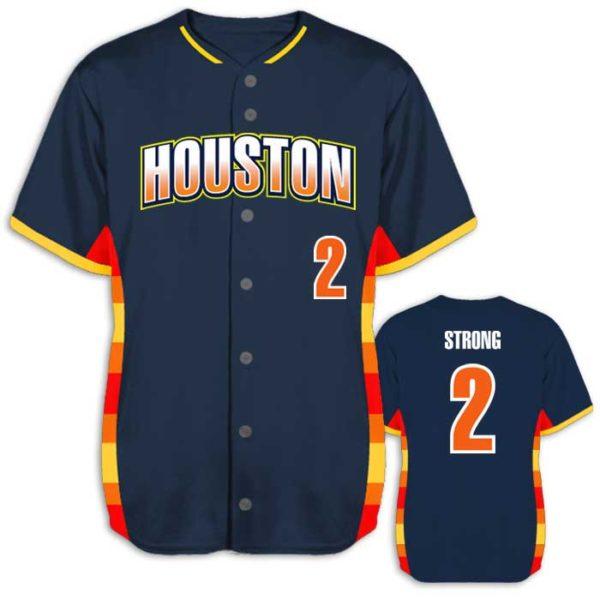 Elite Diehard Custom Baseball Jersey AFYM-13004
