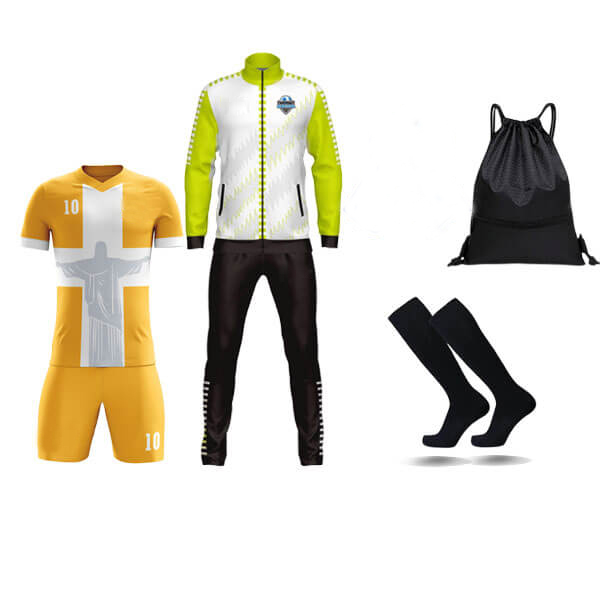 Sublimation Soccer Package AFYM-9012
