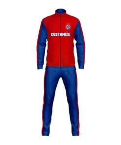 Unisex Sublimation Tracksuits For Club AFYM:1022