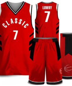 Amped North Classic Basketball Uniform AFYM-17000