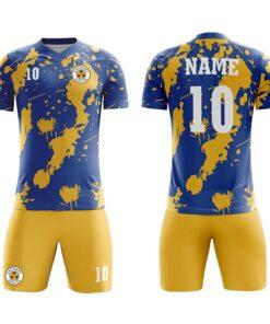 Custom Design Sublimation Soccer Kit AFYM:2070
