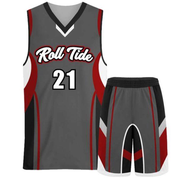 Elite High Flyer Basketball Uniform AFYM-17004