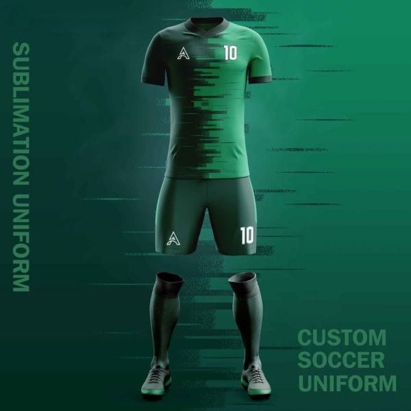 Customization Sublimation Soccer Uniforms AFYM:2083