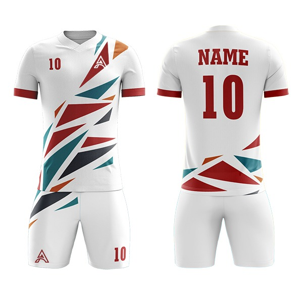 Sublimation Soccer Kit For Matches AFYM:2092