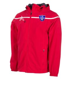 Varssity Red Rain Jacket with Center Lining AFYM-6012