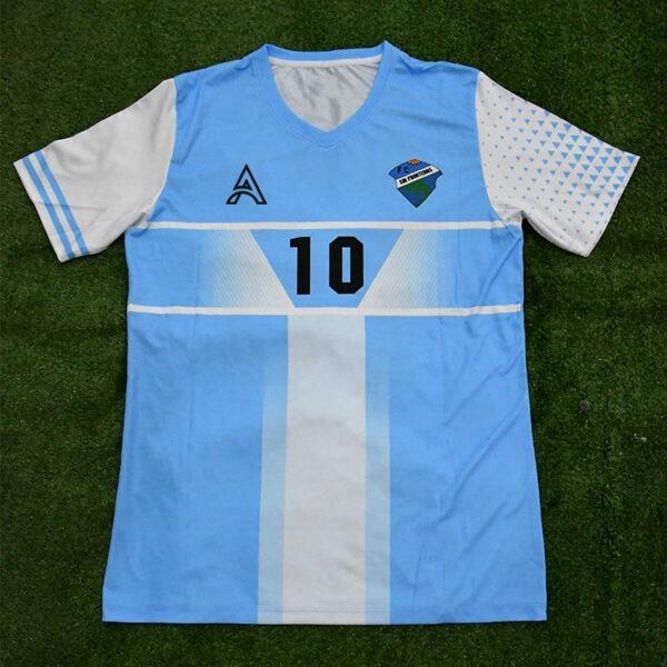Customize Club Sublimation Soccer Kits For New Season AFYM:2035