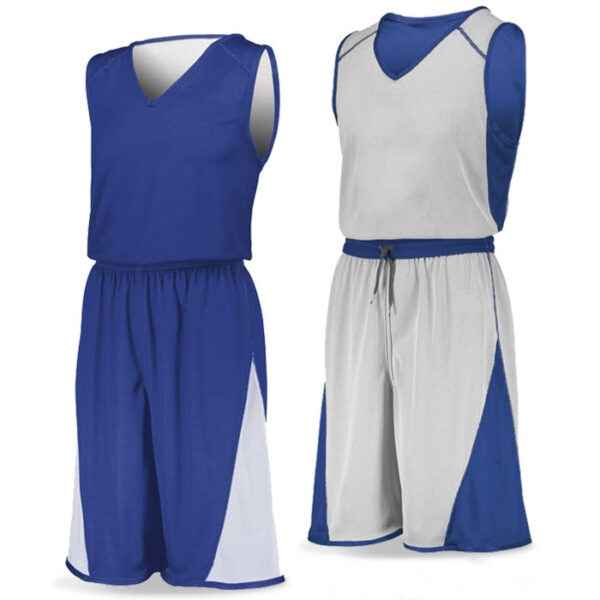 Russell Undivided Reversible Basketball Uniform AFYM-18000