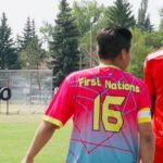 Sublimation First Nation Soccer Kits AFYM:3000